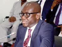 Deputy Attorney General, Godfred Yeboah Dame