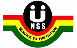 Logo of the National Service Scheme (NSS)