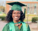 Ghana's gold medalist, Martha Bissah