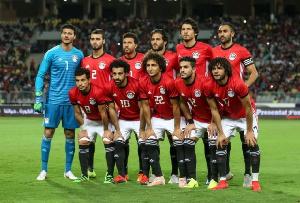 Egypt Team AFCON 2019