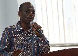 General Secretary for the National Democratic Congress (NDC), Johnson Asiedu Nketia
