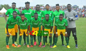 Aduana Stars are through to the next stage of the CAF Champions League