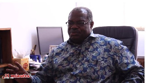 Professor Ernest Aryeetey says new managers of the Univeristy of Ghana have been unfair to him