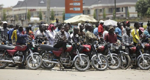 Okada riders detail how they ensure the safety of passengers