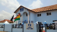 The new Manet Police Station