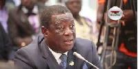 Kwesi Amoako Atta, Minister for Roads and Highways