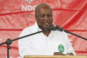 John Dramani Mahama Prez NDC