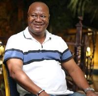 Samuel Pyne has been nominated new Kumasi Metropolitan Chief Executive