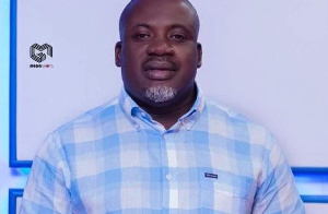 Brong Ahafo Regional FA Chairman, Ralph Gyambrah
