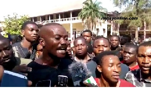President Akufo-Addo has pledged to end political violence by some party youth in the country