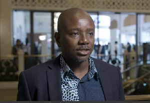 Akwasi Agyeman, Chief Executive Officer of the Ghana Tourism Authority