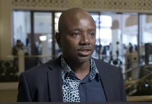 CEO of Ghana Tourism Authority, Akwesi Agyemang