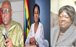 Two Deputy Commissioners of the Electoral Commission (EC) have denied allegations by Charlotte Osei