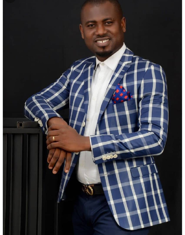 Gilbert Abeiku Aggrey is the CEO of KAYA Tours Company Ltd
