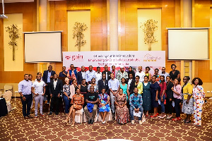 National finalists for the 2019 SUN Pitch Competition in Tanzania