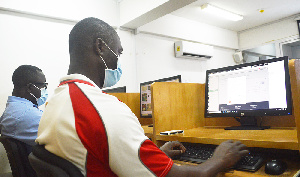 KNUST Trains Faculty On Online Teaching