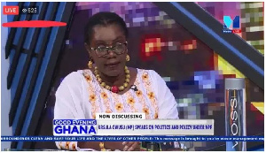 Ursula Owusu Deleted