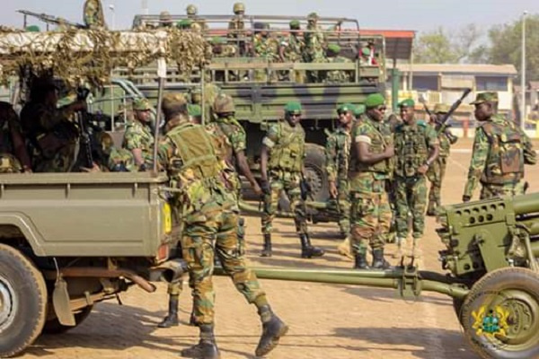 Gunshots, chaos as tensions rise at Awoshie-Mangoase