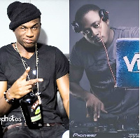 Joey B and Vision DJ