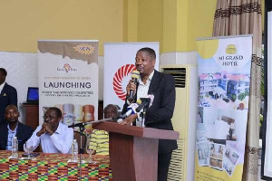 William D. Ezah, Project Manager of Medievents Consult, organisers of the event