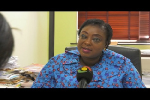 Freda Prempeh is also a lawmaker in Ghana