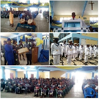 Our Lady of Mercy Senior High School (OLAMS) celebrate anniversary