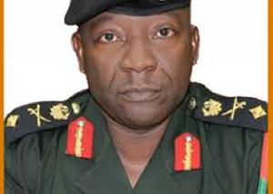 Major General Thomas Oppong-Peprah