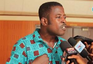 Daniel Okyem Aboagye, Member of Parliament for Bantama