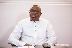 NDC's National Chairman , Samuel Ofosu Ampofu