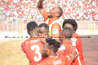Kotoko reached the Money Zone after beating Coton Sport 5-3 over two-legs