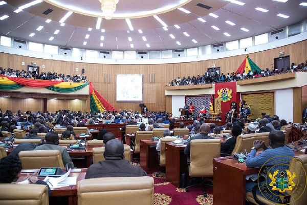 Parliament wants to begin construction of new Chamber before 2020