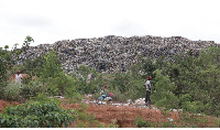 The health-threatening state of the Sofokrom Landfill site