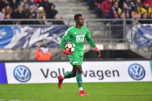Lawrence Ati-Zigi hopes to be Ghana's first choice goalkeeper in the near future