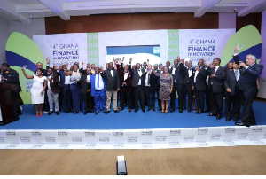 GFIA rewards success, product innovations and various experts contributing to the financial sector