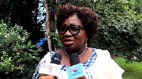 Former Kumasi Mayor, Patricia Apiagyei
