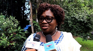 Deputy Minister of Environment, Science Technology and Innovation, Madam Patricia Appiagyei