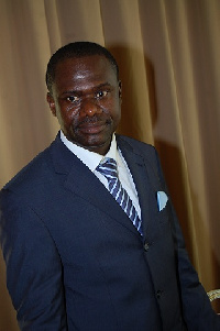 Dr Joseph Siaw, CEO of Zoomlion Ghana Limited
