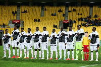 Ghana's squad is dominated by members of the 2017 U-17 squad
