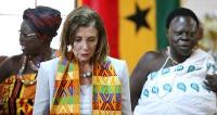 Nancy Pelosi tearful as she recalls slave trade