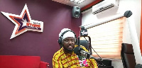 Blakk Rasta also opined that a big 'disaster' will hit Ghana's parliament this year