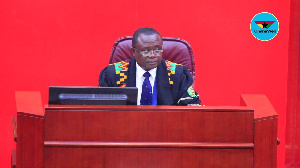 Joseph Osei Owusu Joe Wise Deputy Speaker