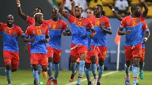 File photo of DR Congo team