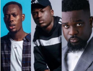 Tuelnkey, Joey B and Sarkodie have all joined the Association of Stingy Men