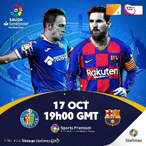 Startimes Laliga Channel