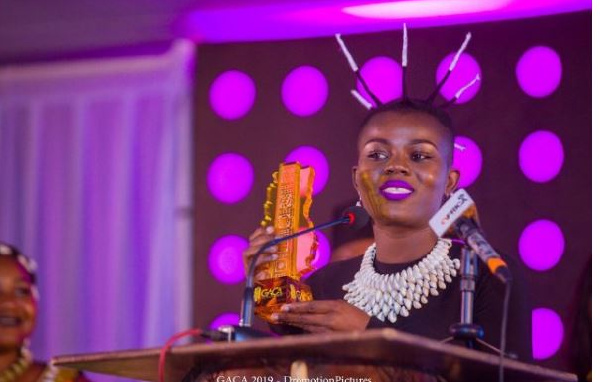 Wiyaala wins Artiste of the Year at Ghana Arts and Culture Awards