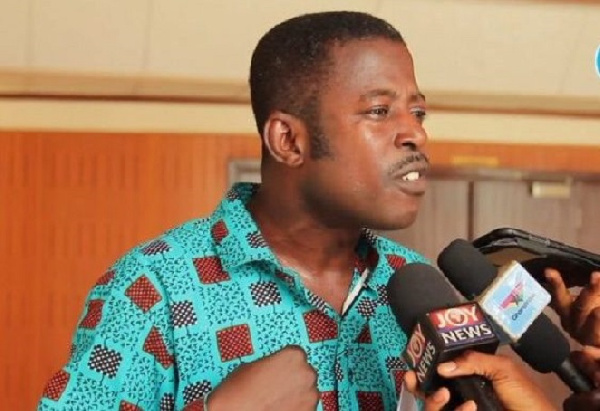 Daniel Okyem Aboagye lost his seat to Francis Asenso-Boakye