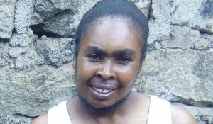 Theresia Mumbi was diagnosed with hormonal imbalance that resulted to her having a beard