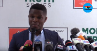 Sammy Gyamfi is National Communications Director for the NDC