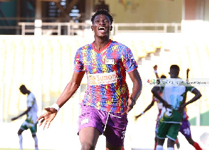 Salim Adams is confident of a Hearts of Oak victory