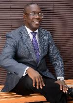 Dr Kofi Amo-Kodieh, Bono Regional Director of the Ghana Health Service (GHS)